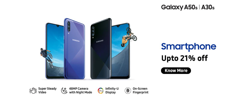 Samsung Smartphone Corporate Employee Offer