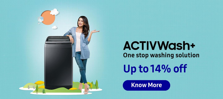 Samsung Washing Machine Corporate Employee Offer