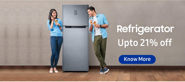 Samsung Refrigerator Corporate Employee Offer